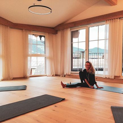 Yoga in Westendorf
